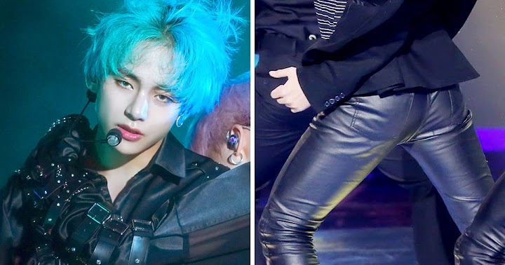 18 Sexiest Things Bts S V Ever Wore In Public Koreaboo