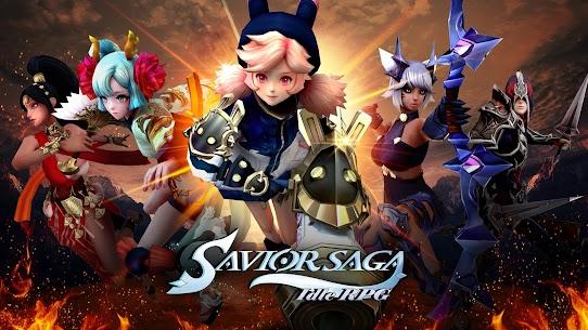 Savior Saga : Idle RPG 1