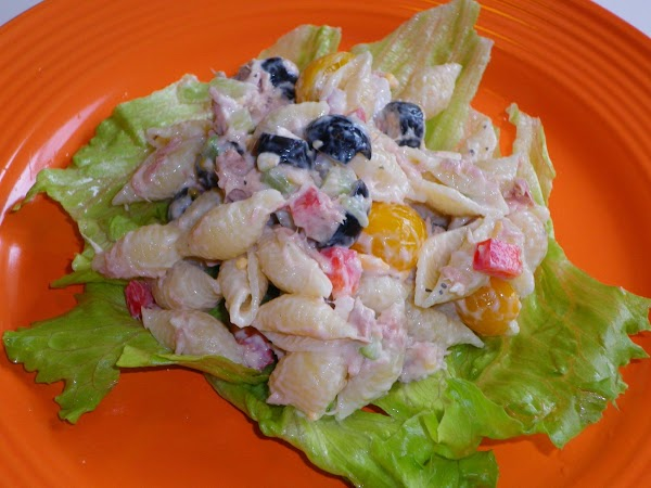 Skinny Tuna Salad Recipe