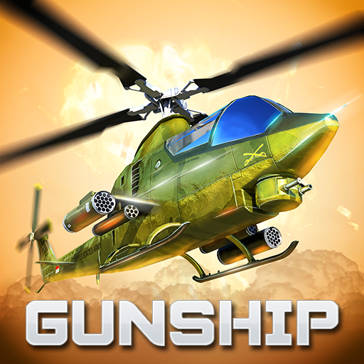 Gunship War 3D: Helicopter Battle
