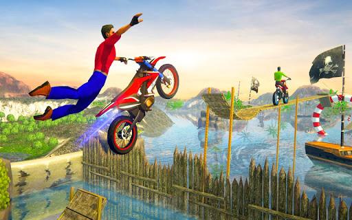 Bike Stunt Games 2018 Impossible Tracks 1.0 screenshots 3
