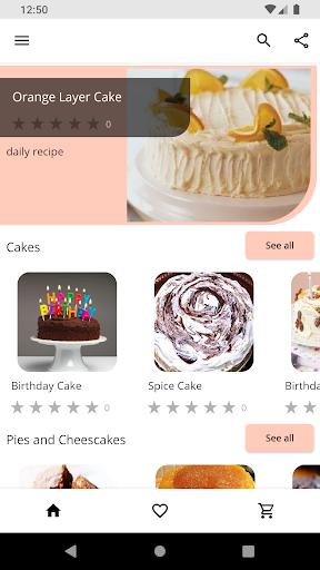 Baking Recipes 5.01 screenshots 1