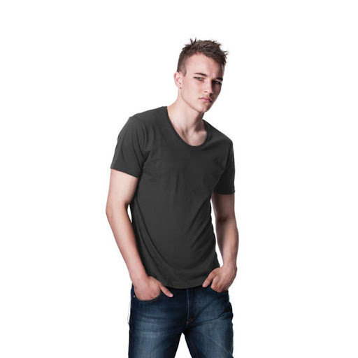 Continental Unisex Scooped Neck T-shirt