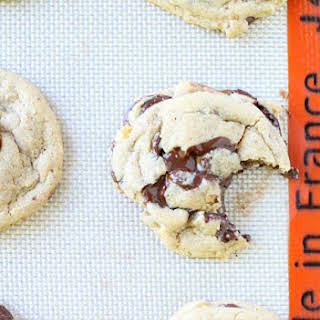 The Best Chocolate Chip Cookies.