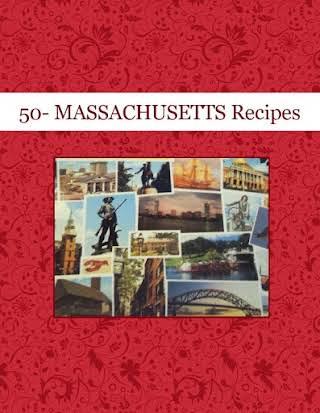 50- MASSACHUSETTS  Recipes