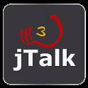 jTalk Messenger icon