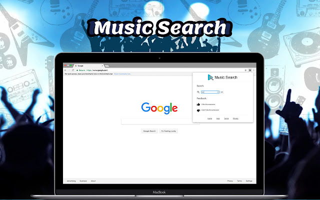 Music Seeker - search for music and songs