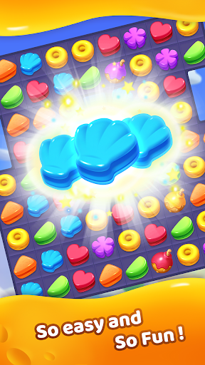 Cookie Crunch - Matching Puzzle Game 1.0.4 screenshots 3