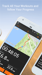 Sports Tracker Running Cycling APK screenshot thumbnail 2