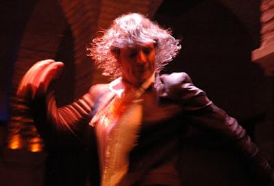 Flamenco Dancer... di hotdrums