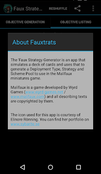 Download Faux Strategy Generator APK Latest Version App For Android Devices