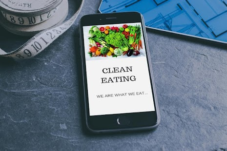 CLEAN EATING - náhled
