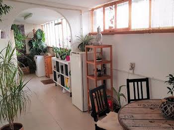 Maison 3 pièces 55,76 m2