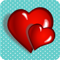 Valentine Star Hearts icon