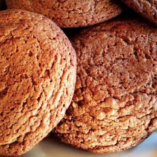 Nutella & Mascarpone Cookies.