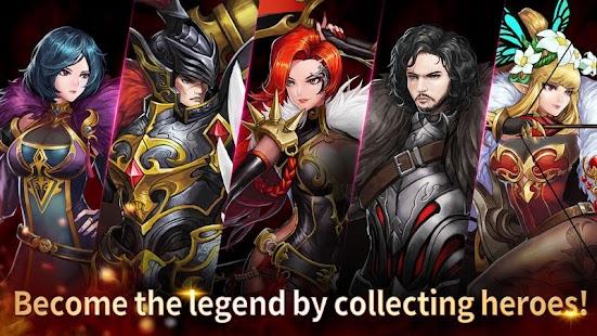 Heroes of Atlan - náhled
