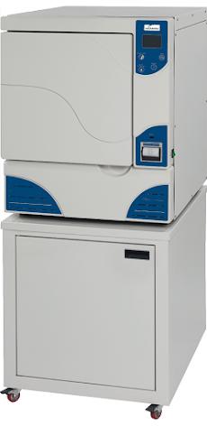 Autoklav Newmed Vetassure B60 lit m kabinett