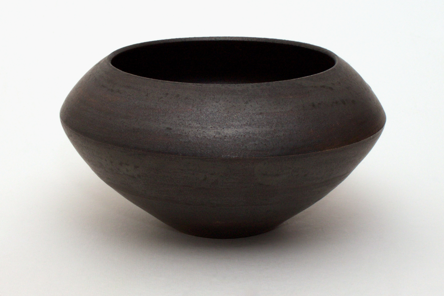 Chris Carter Ceramic Shouldered Bowl 055