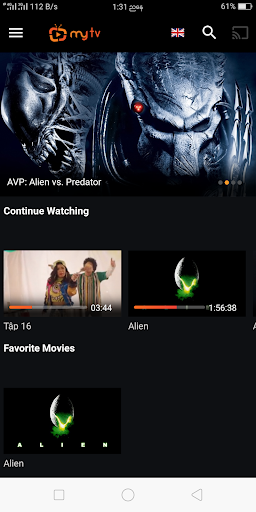MyTV 2.3 screenshots 2