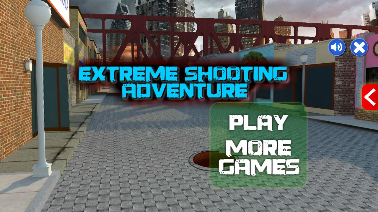 Extreme Shooting Adventure- screenshot