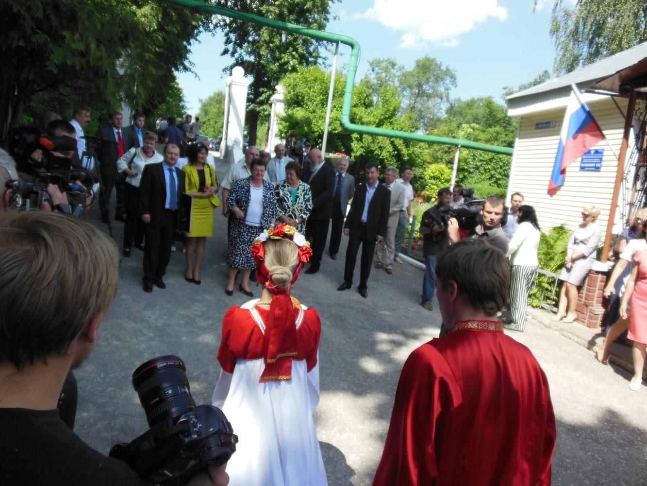открытие кинофестиваля владимирская вишня фото александрович считает, что