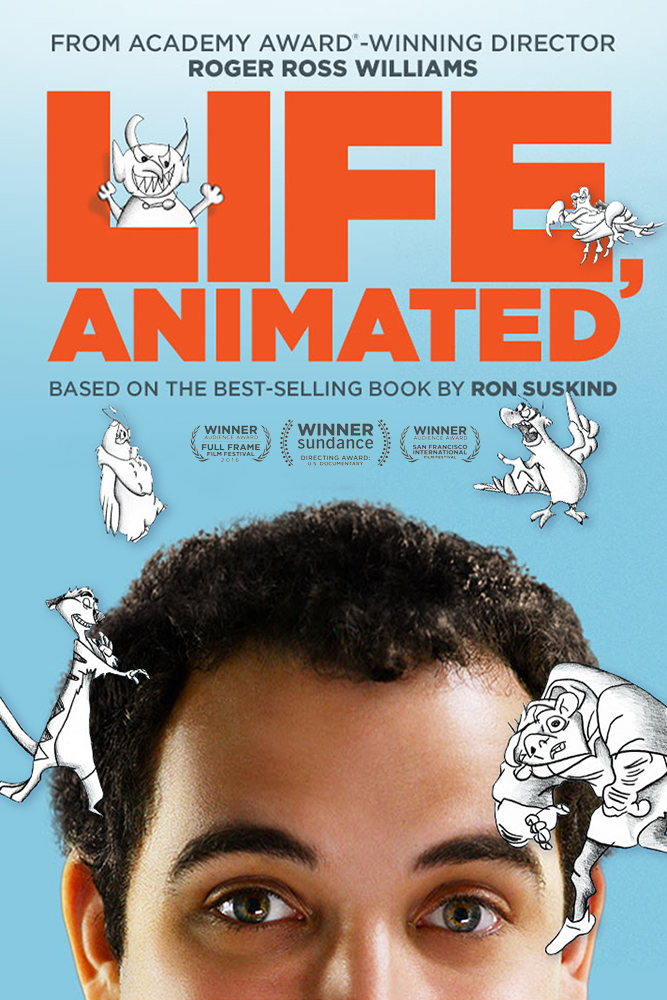 Life, Animated movie banner