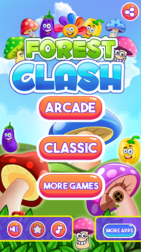 Forest Clash 1.0.9 screenshots 1
