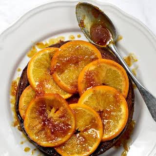 Orange Blossom Cake.