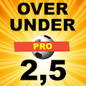 Fixed Matches Over Under 2.5 Tips icon