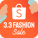 3.3 Shopee Fashion Sale icon