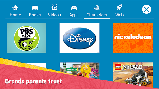 Amazon FreeTime – Kids' Videos, Books, & TV shows Screenshot