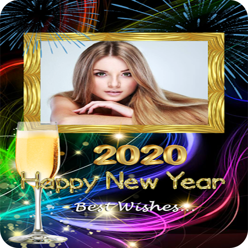Best Champagne 2020 2020 Happy New Year frames,greeting,new year wishe   Apps on
