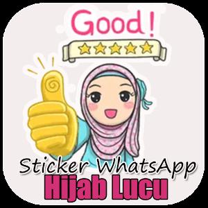 Download Stiker Wa Hijab Lucu Wastickersapps Apk Latest Version