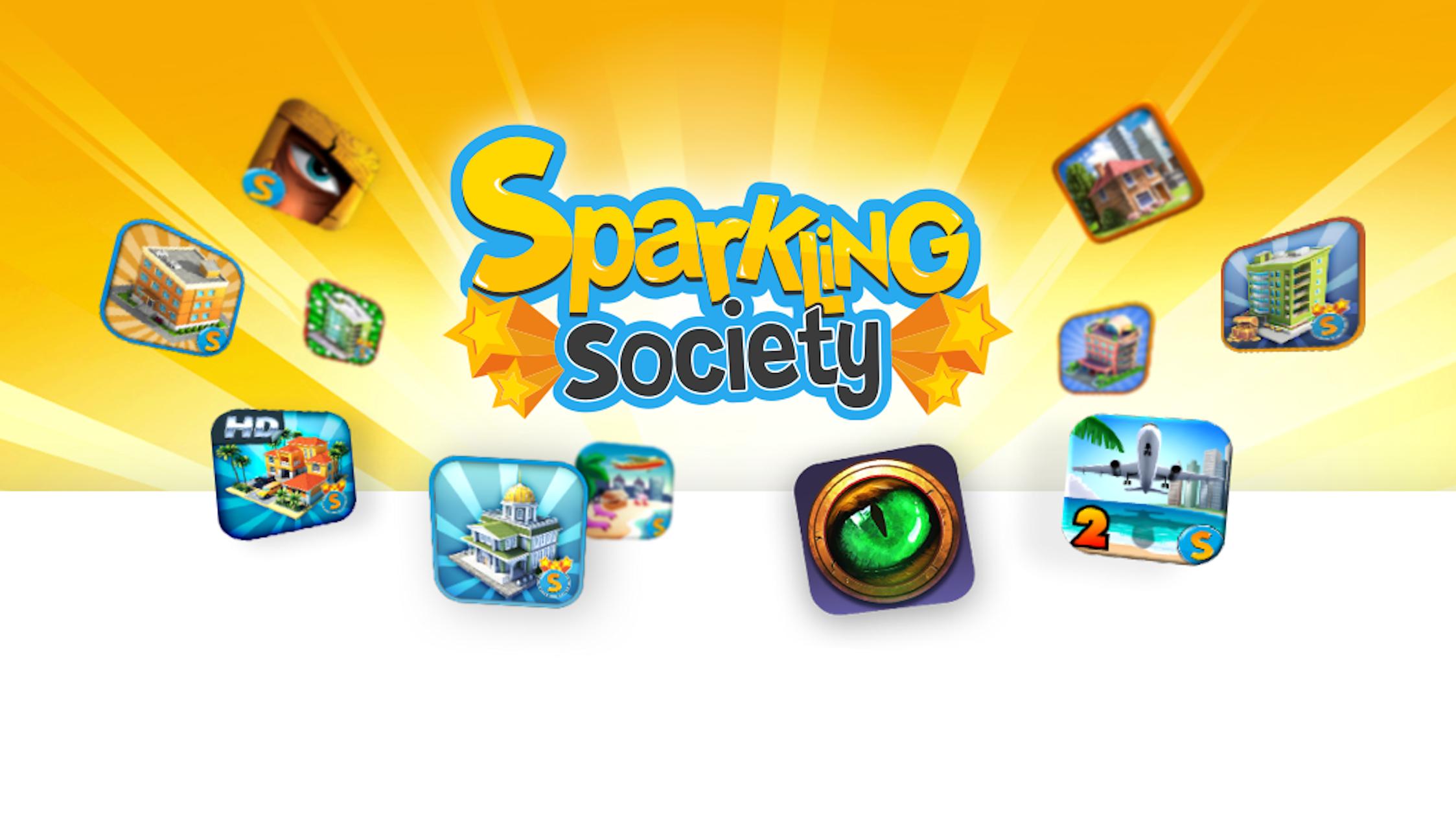 Sparkling Society Sims - Farm Town & CCG/TCG Games