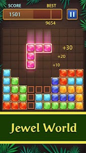 Block Puzzle – Jewels World 9