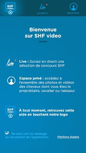 SHF Video – Vignette de la capture d'écran