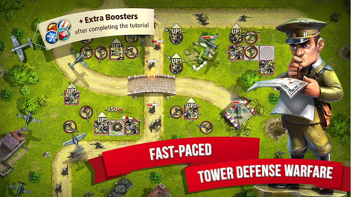 Toy Defence 2 — Tower Defense game screenshot 1