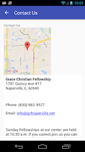 Grace Christian Fellowship- screenshot thumbnail