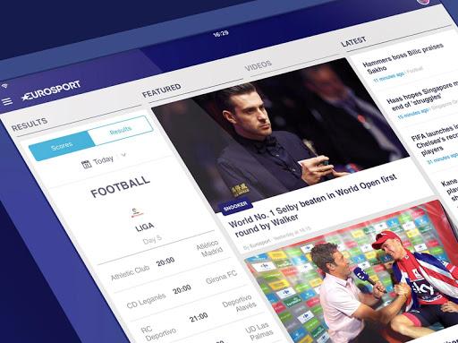 Eurosport  screenshots 6
