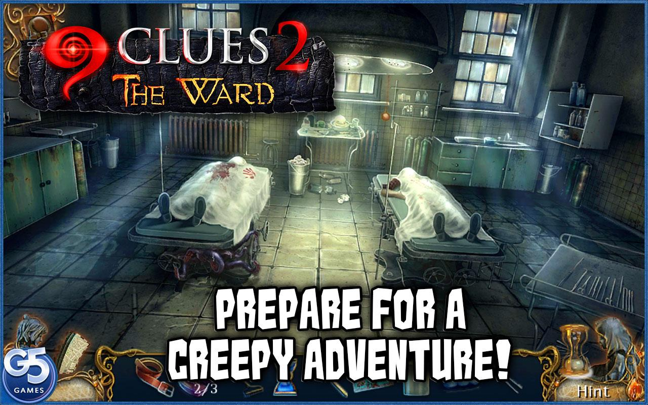 9 Clues 2: The Ward (Full)- screenshot