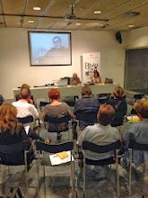Photo: La Fundació Verdaguer de Folgueroles dinamitza un club de lectura de la biblioteca Ernest Lluch, de Vilassar de Mar, que dediquen a Jacint Verdaguer