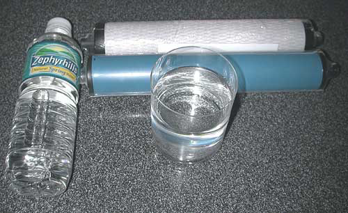 Water is often contaminated by improperly designed purifiers