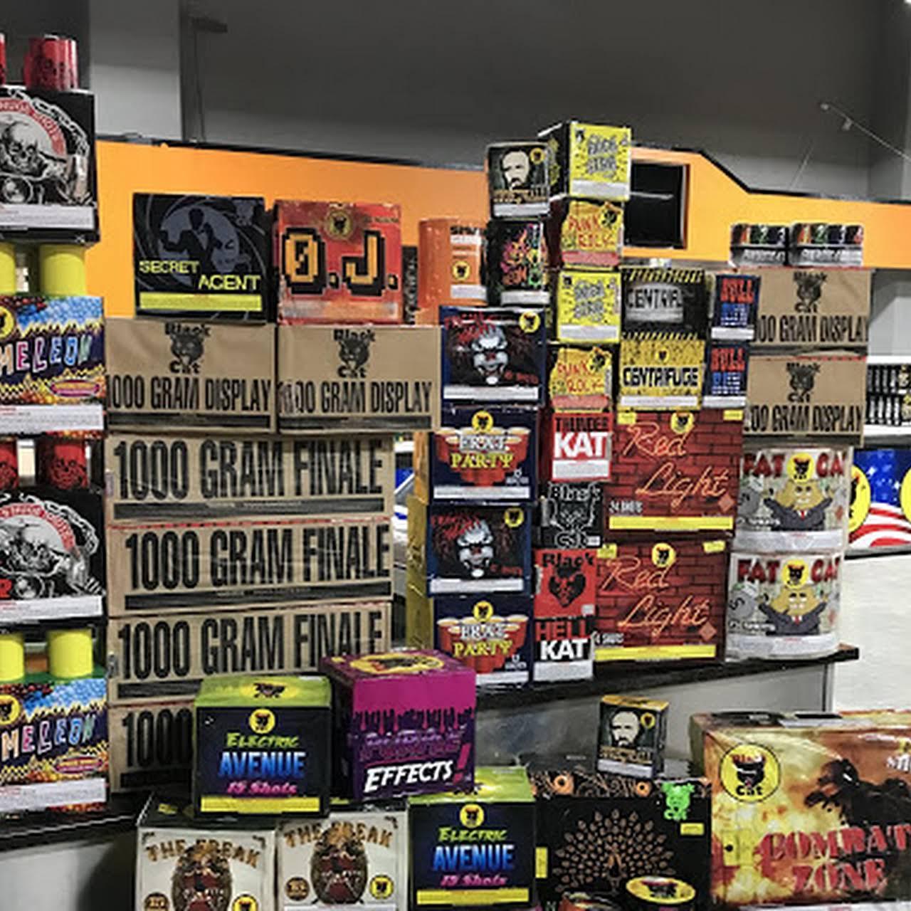 Where To Buy 1000 Gram Fireworks