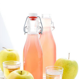 Apple-Infused Simple Syrup.