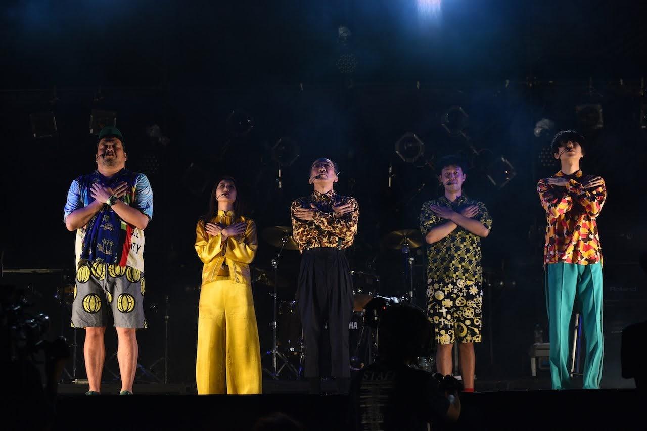 【迷迷現場】METROCK 2019  ジェニーハイ 演唱METROCK限定曲 自嘲:「真的沒有內容!」