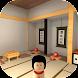 脱出ゲーム-忍者屋敷 からくり仕掛けの和室から脱出 - Androidアプリ