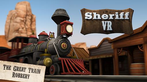 Sheriff VR - Cardboard v1.0 Apk