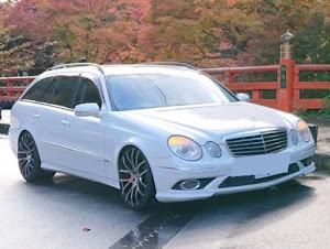 Eクラス ステーションワゴン W211 E350 アバンギャルドSのカスタム事例画像 nanaさんの2019年11月20日16:56の投稿