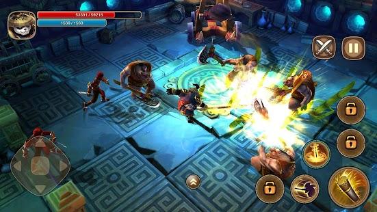 Taichi Panda: Heroes- screenshot thumbnail