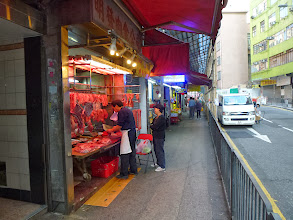 Photo: 肉舖 Another meat store